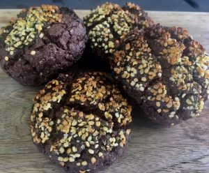 hemp cocoa cookie