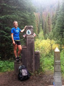 Pacific Crest Trail hiking