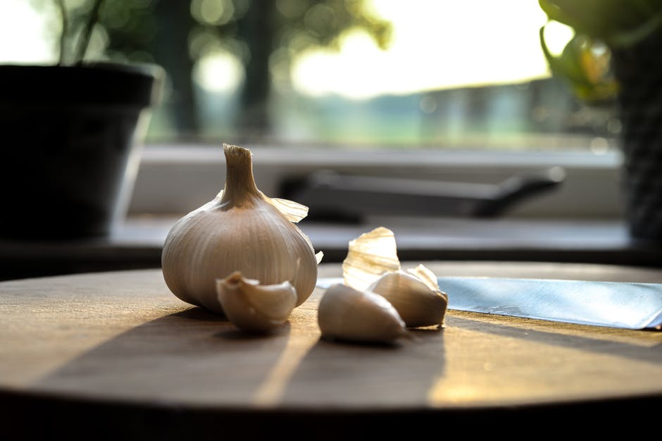 garlic immune