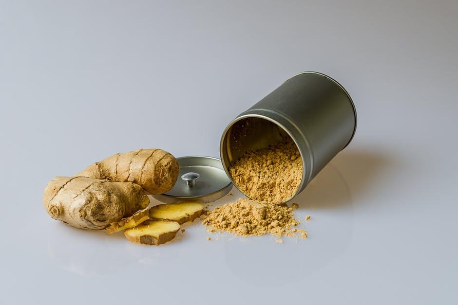 ginger immune