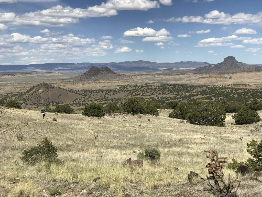 continental divide trail desert