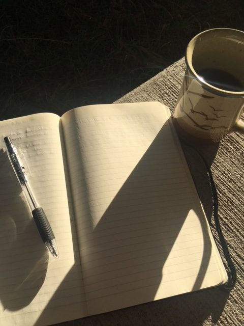 journal stress reduction