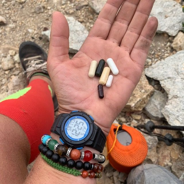 supplements on trail